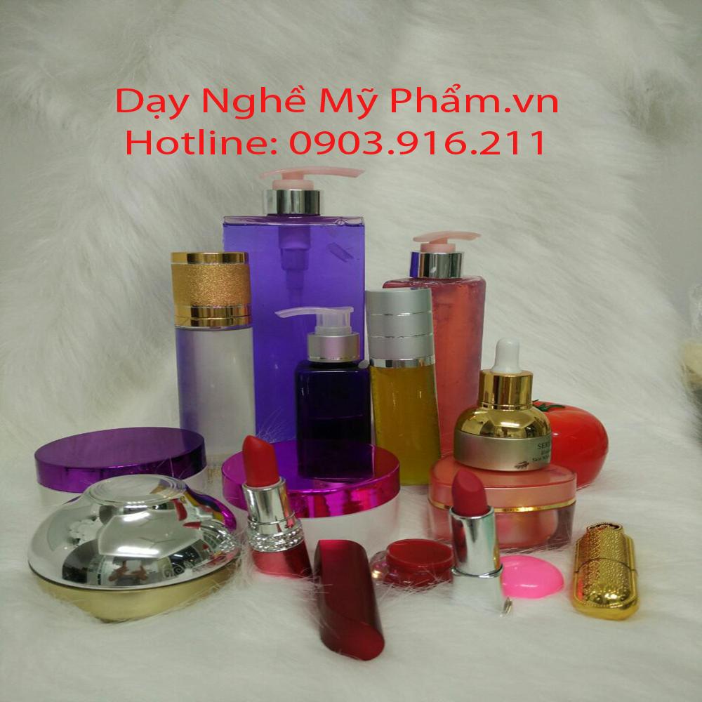 Gia công sản xuất mỹ phẩm Quang Minh-Quang Minh Cosmetic