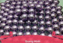 Quang Minh tự tin rằng bạn sẽ trắng lên 100% Khi sử dụng sản phẩm của Quang Minh