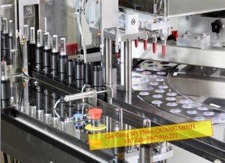 Chuyên gia công mỹ phẩm độc quyền trọn gói đạt chuẩn viện Pasteur