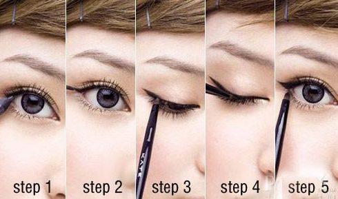Kẻ mắt-1 bộ mỹ phẩm cơ bản gồm những gì