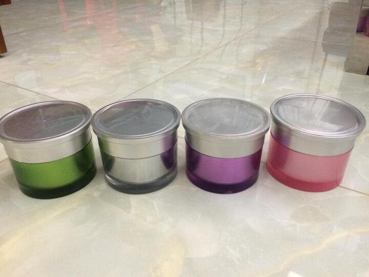 hũ đựng kem dưỡng 100g- Gia công mỹ phẩm Quang Minh