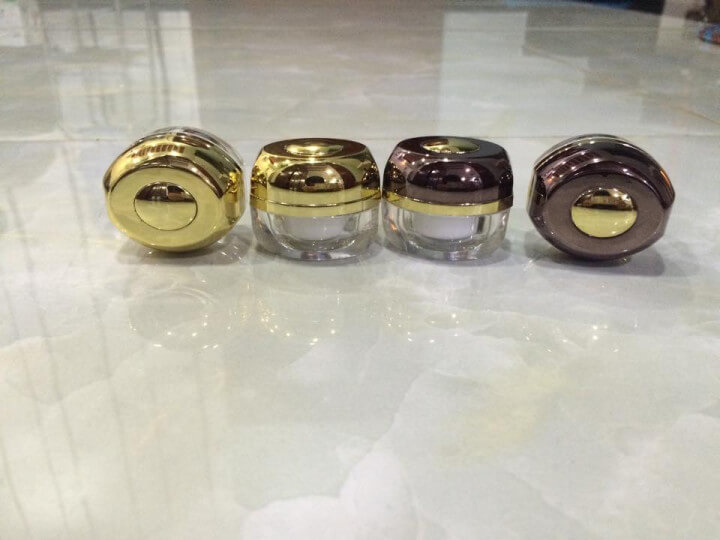 hũ đựng mỹ phẩm mắt nhí 10g- Quang Minh Cosmetic