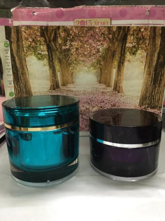 Hũ mỹ phẩm OD 120g và 200g sang trọng-Quang Minh Cosmetic