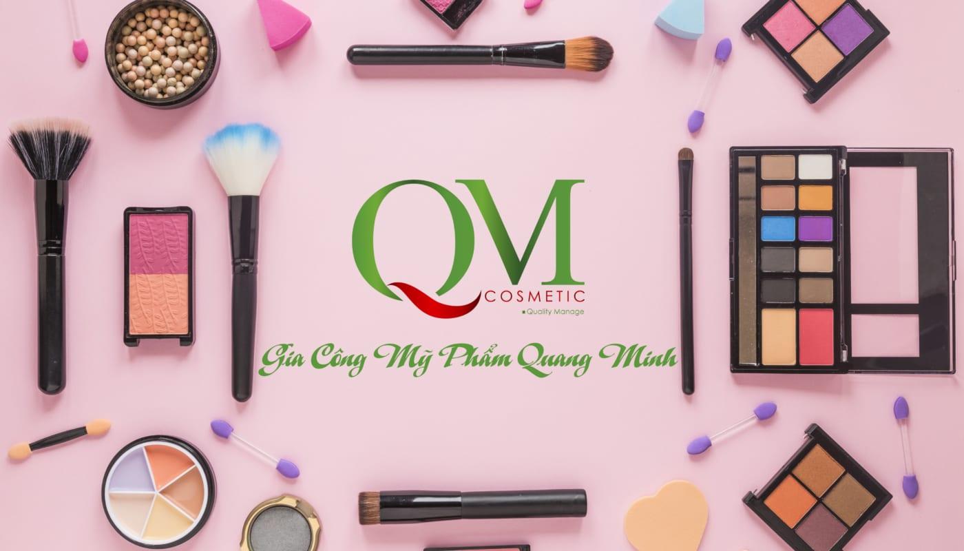 Gia công mỹ phẩm Quang Minh - Quang Minh Cosmetic